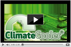 Takbehandling med ClimateCooler