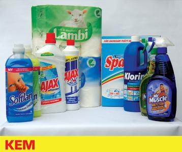 Kem, kemiska produkter