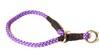 Dressyrstryp 10mm rundpoly lila - Visa mer information om den här produkten