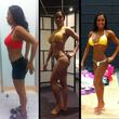 Ligia 3:a Bikinifitness Body classic 2014