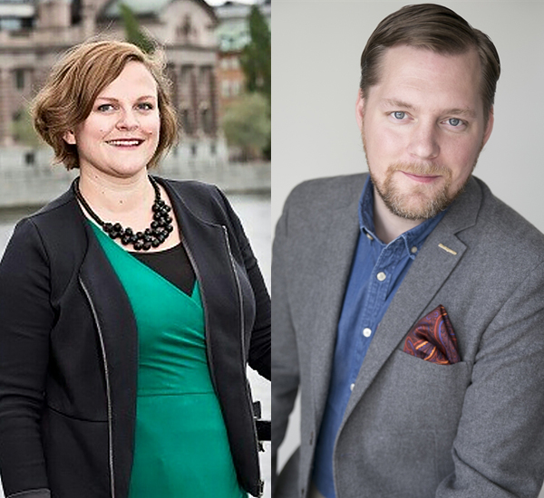 Eva Cooper & Günther Mårder