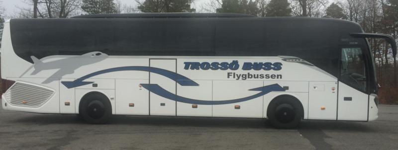 flygbuss karlskrona