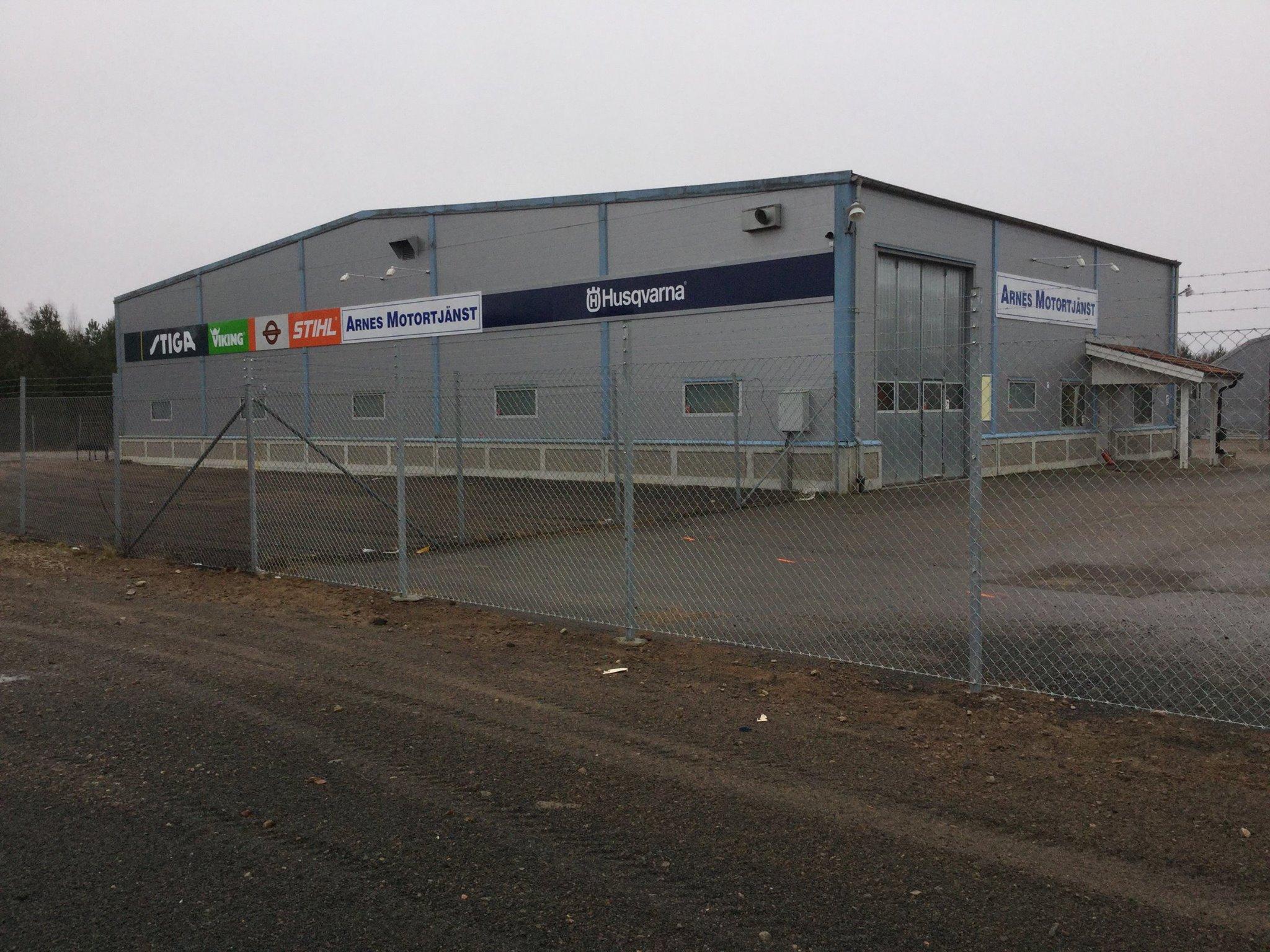 Arnes Motortjänst AB