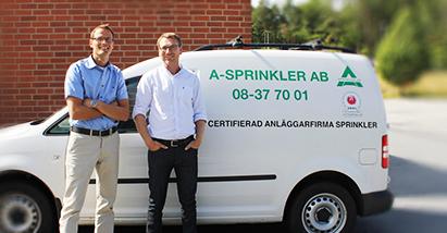 A-SPRINKLER AB