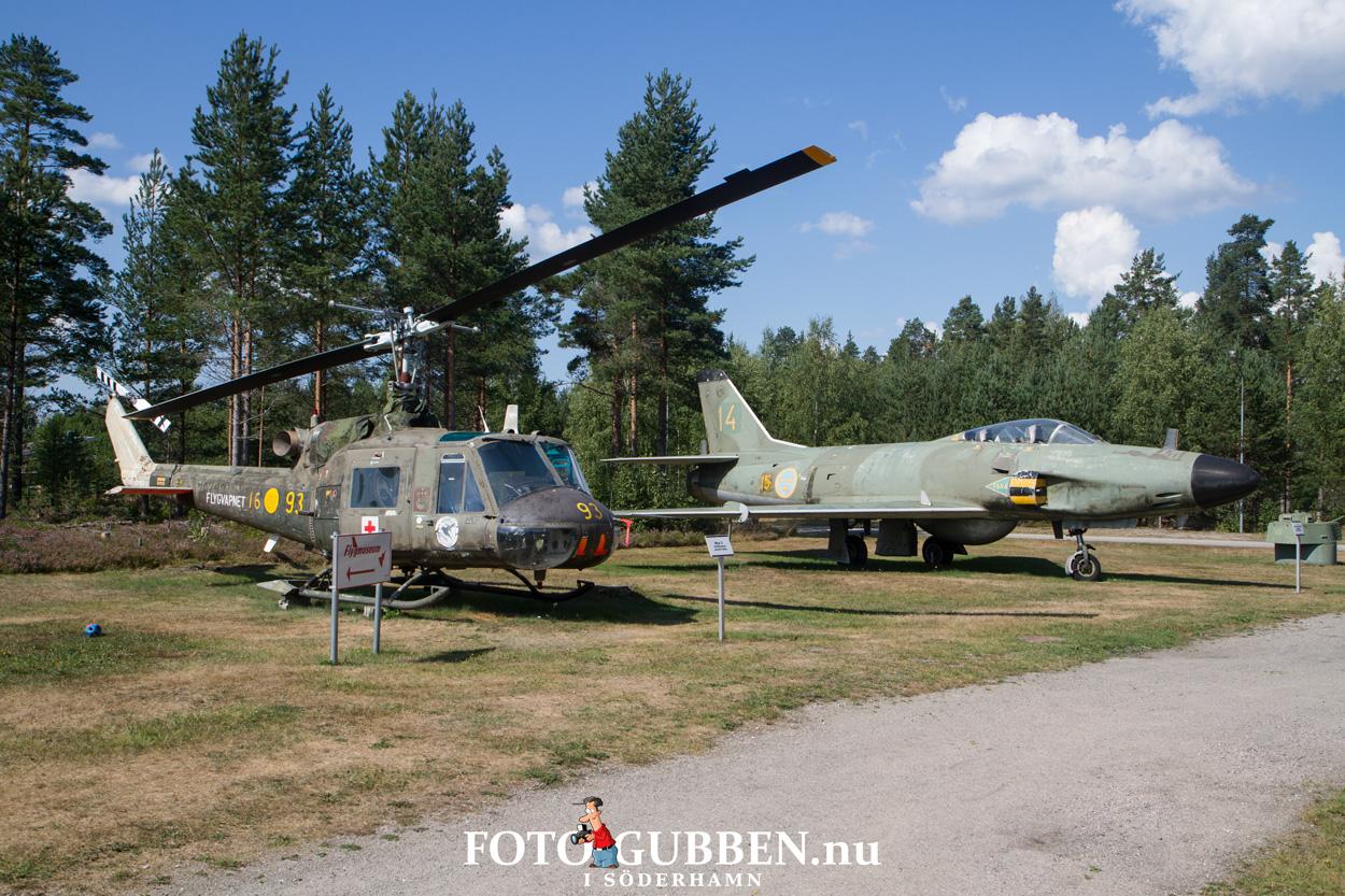 F 15 Flygmuseum . Söderhamn - 2016