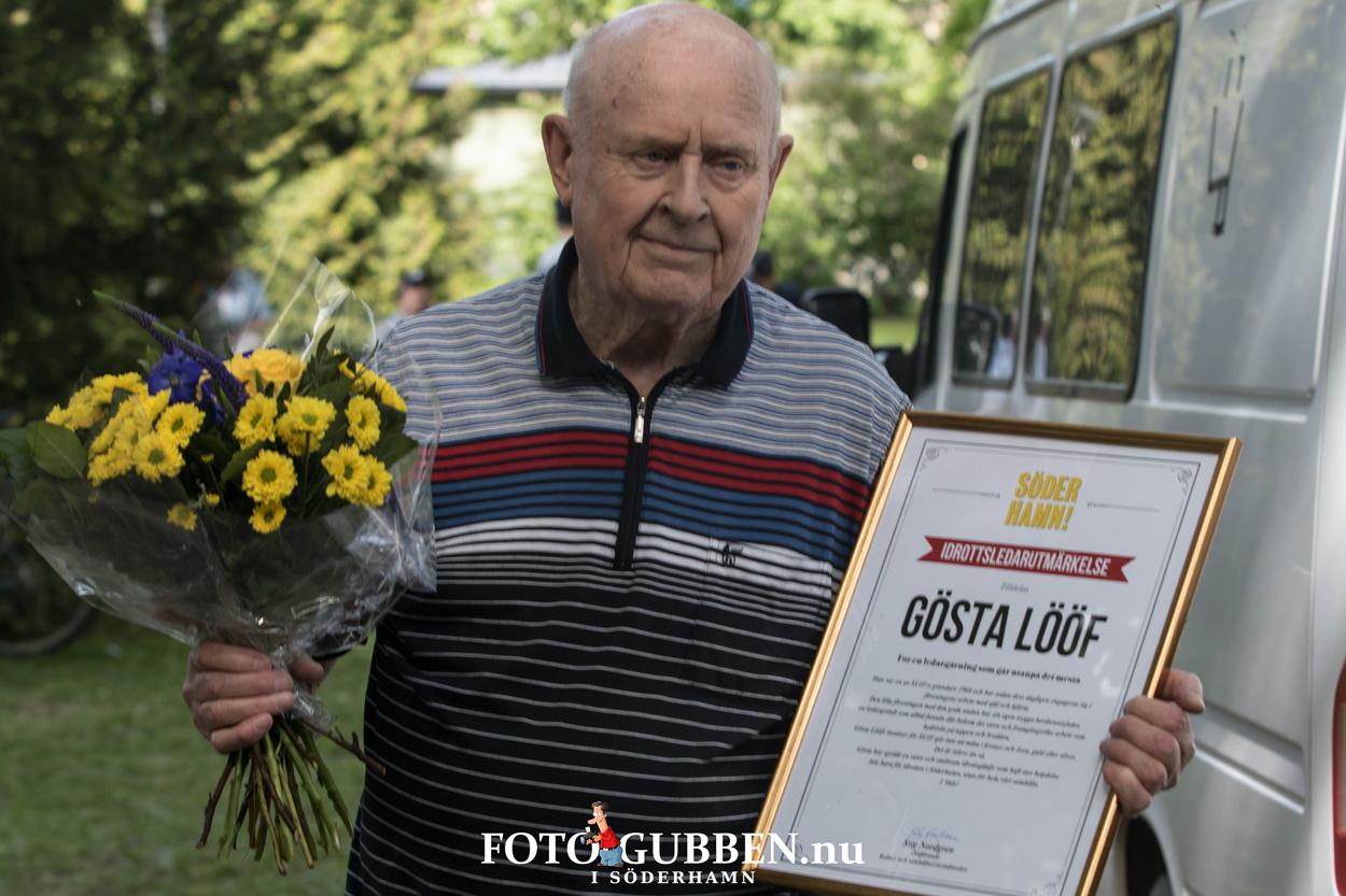 Gösta Lööf - 2016