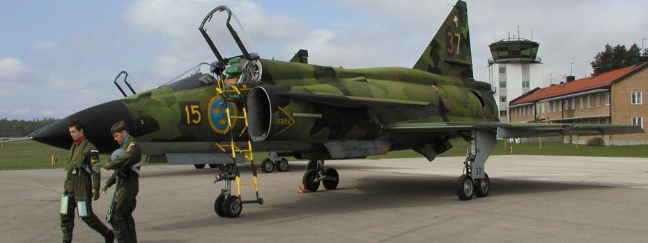 Galleri S 246 Derhamn F15 Flygmuseum