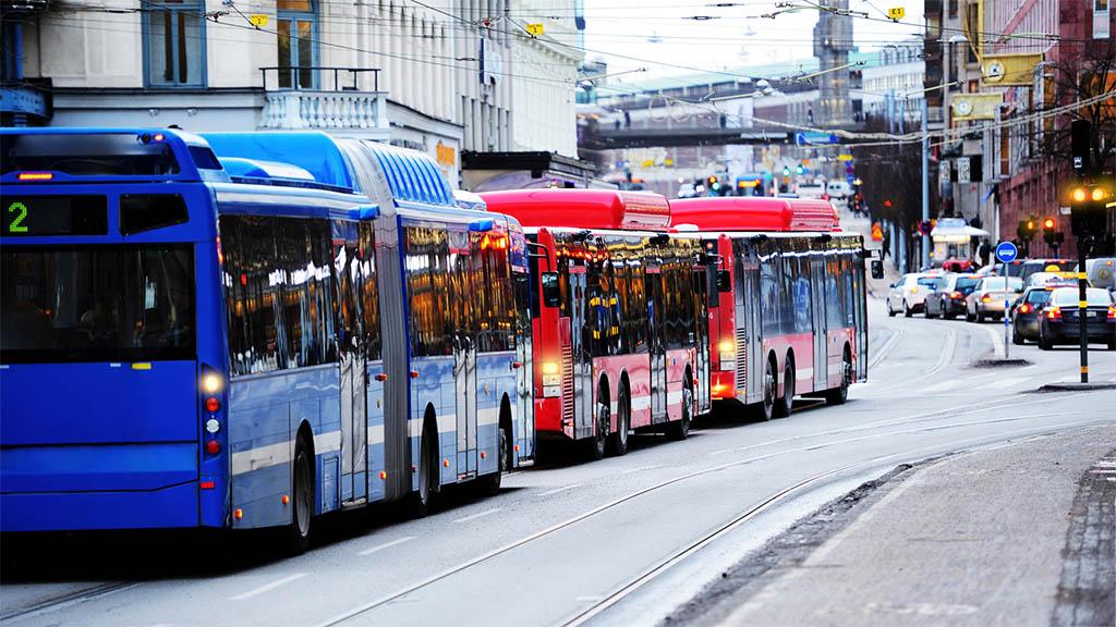 Säker buss