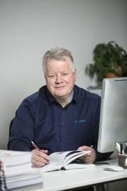 Mats Eriksson VD Hebab