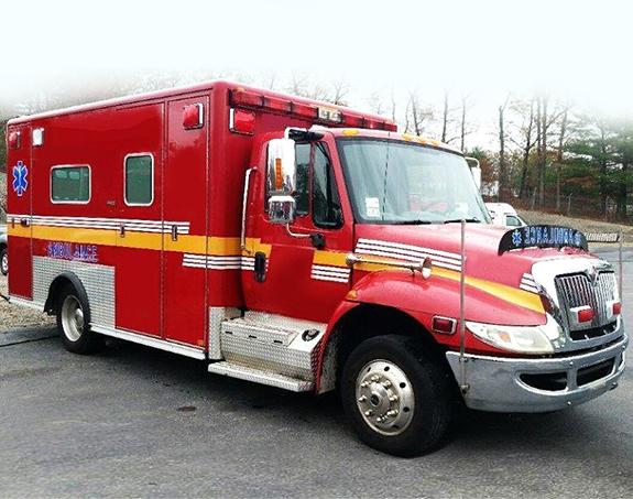 Used ambulances | Johnson Overseas Trading