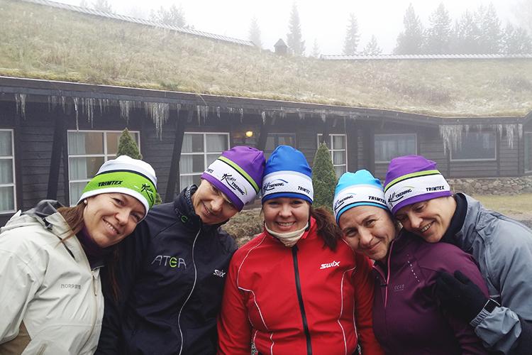 Finnskogstoppen Kreativ Trening