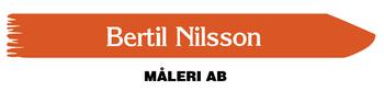 Bertil Nilsson Måleri