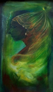 """Lady in Green"""