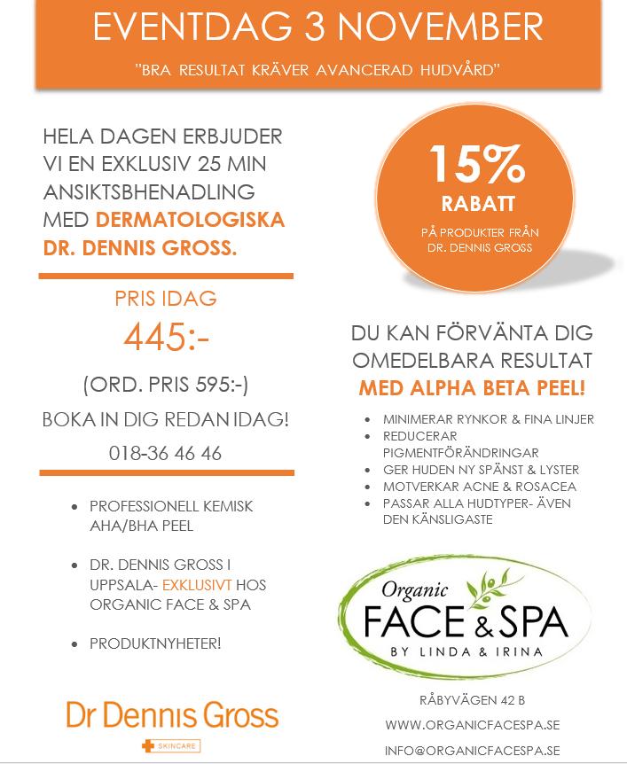 Organic Face & Spa