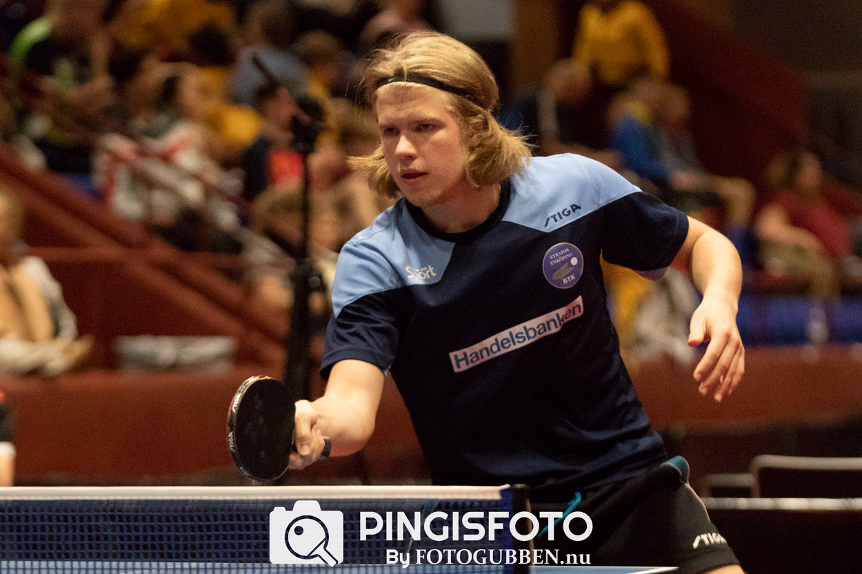 Filip Norden - Stratos Enköping BTK - 2018