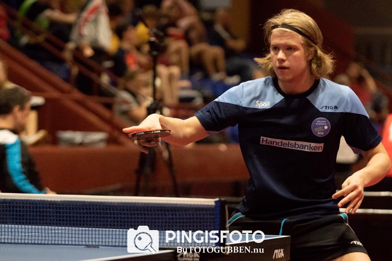 Filip Nordén - Stratos Enköping BTK