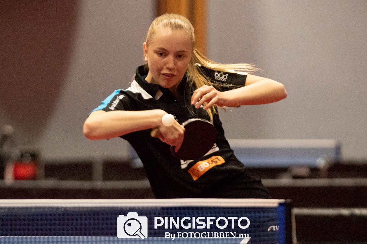 Julia Åhnstrand - Bergskvara BTK