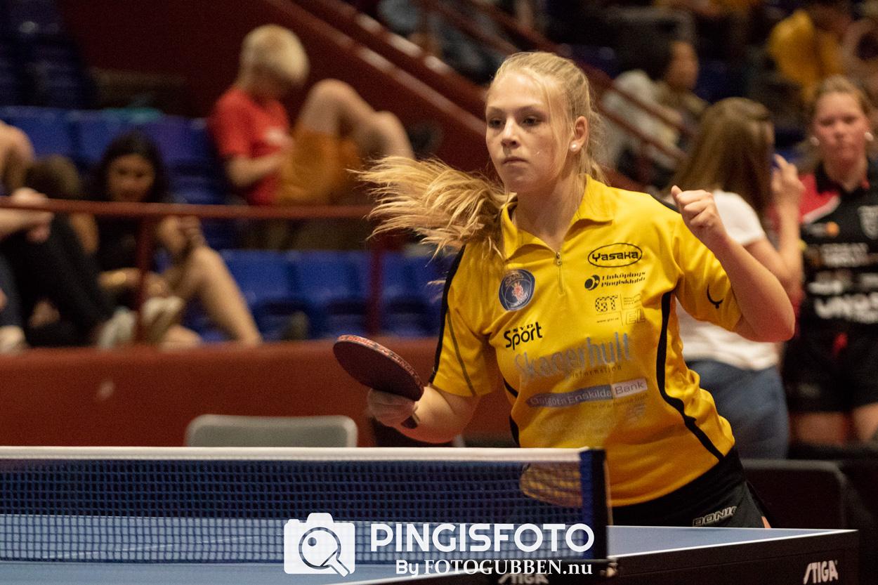 Pauline Spångberg - Linköpings PK