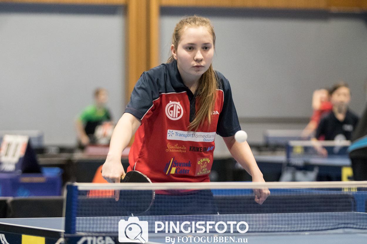 Alexandra Bergquist - Östersunds GIF - 2017