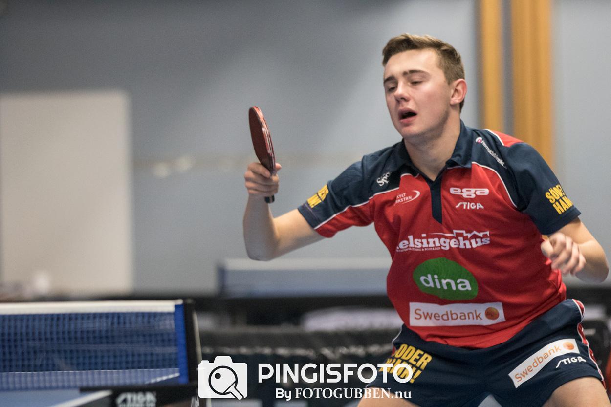 Anton Hjort - Söderhamns UIF