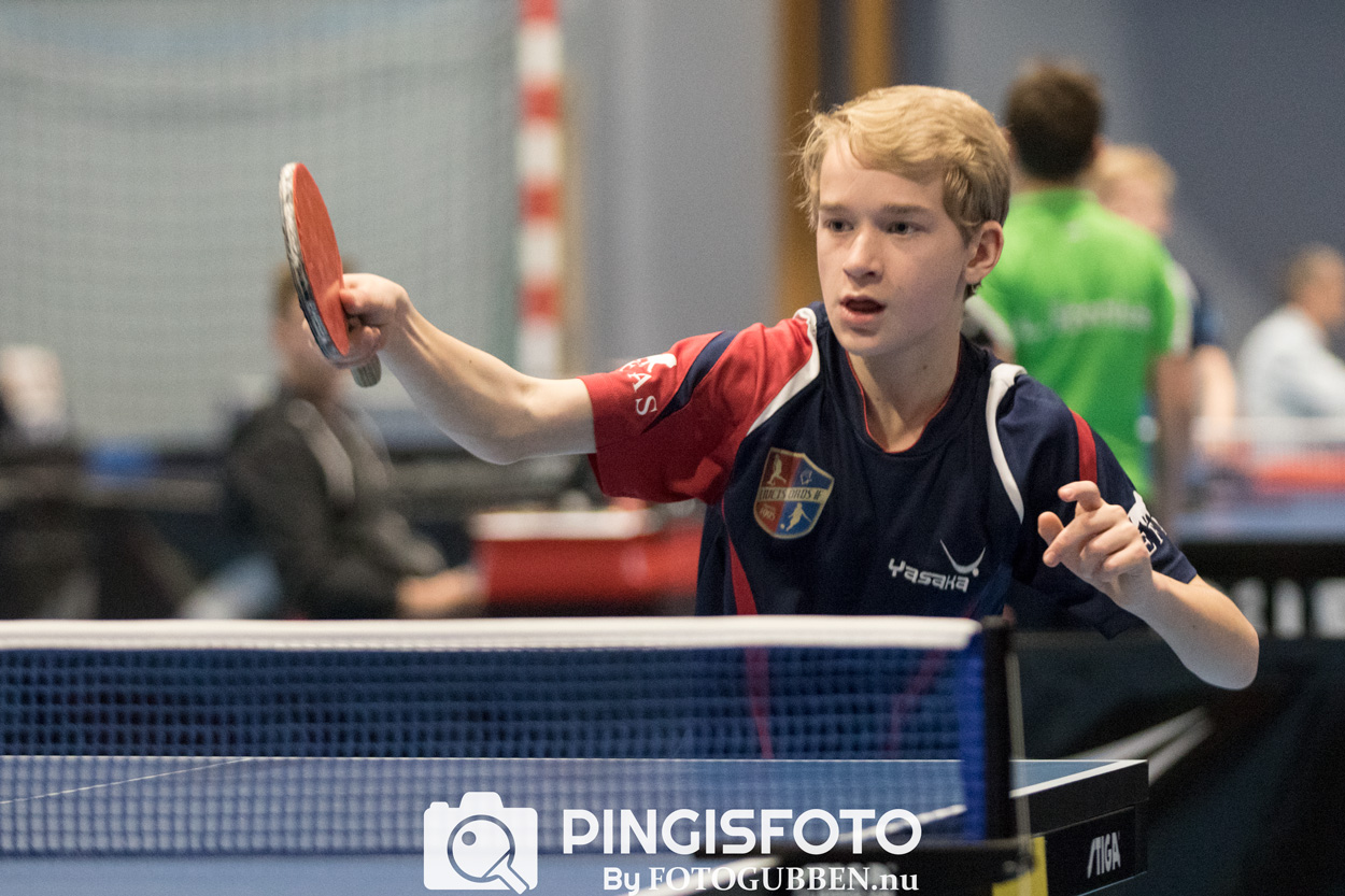 Aron Pulkkanen - Livets Ords IF - 2017