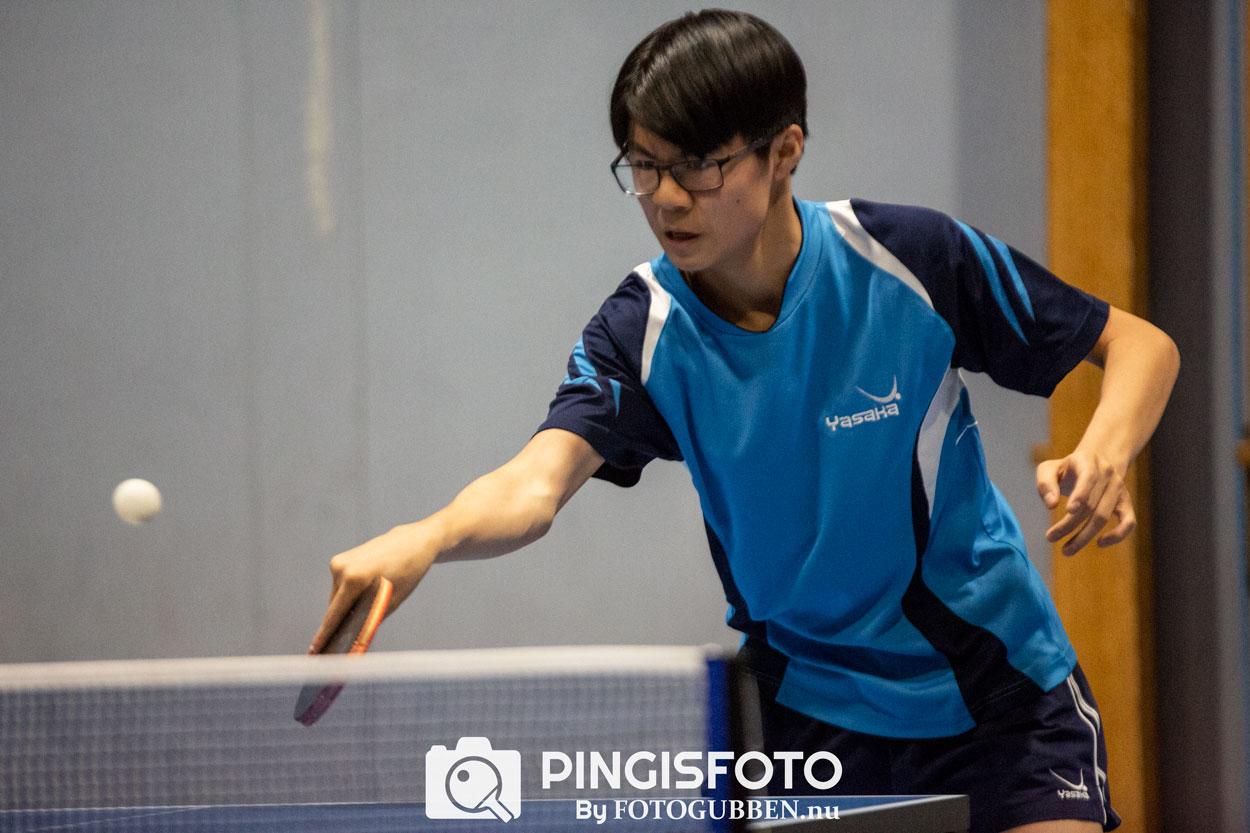 Benjamin Jiang - Gefle PK - 2018