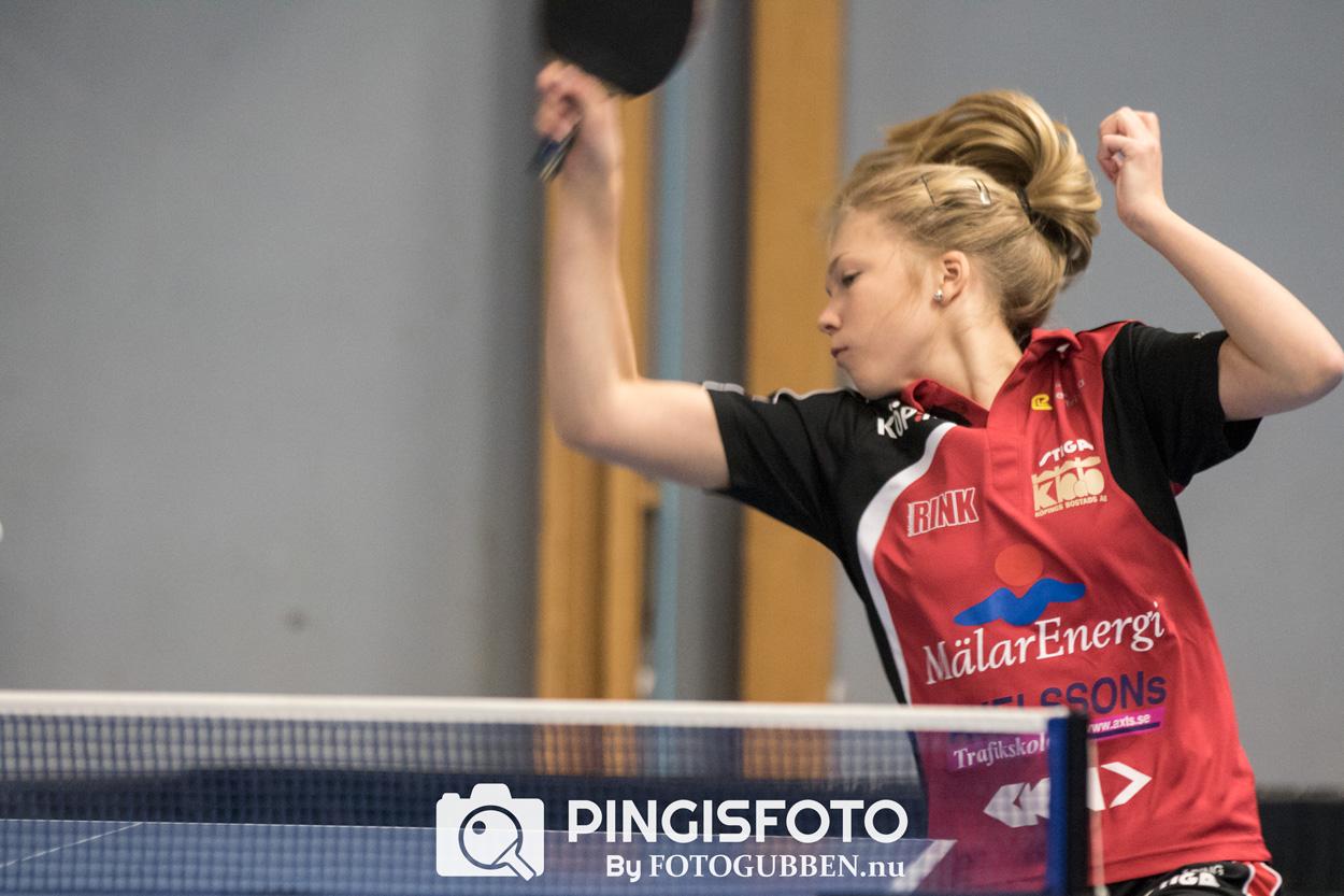Christina Källberg - Team Mälarenergi BTK - 2016