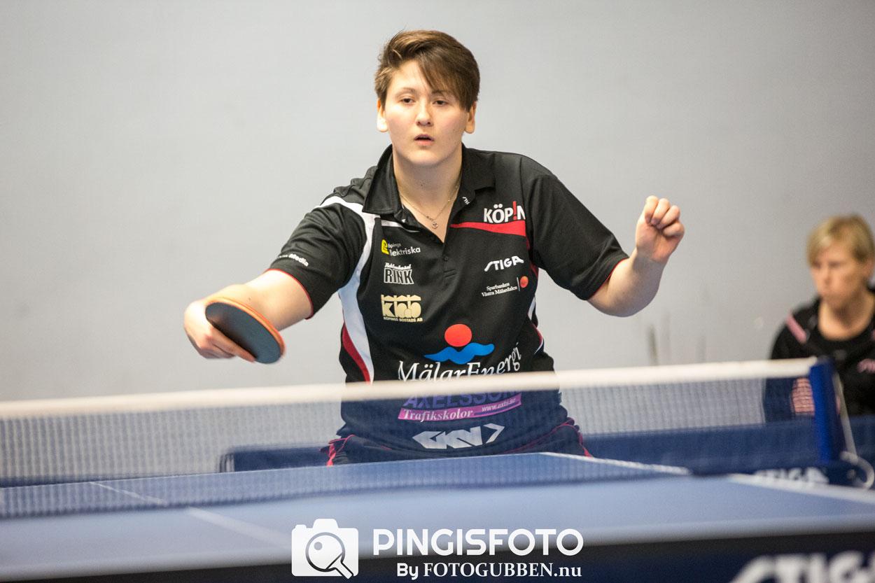 Daniela Moskovits - Team Mälarenergi BTK - 2013