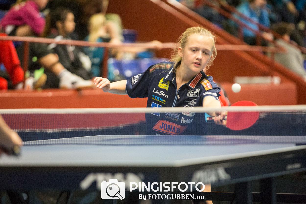 Elin Gustafsson Snygg - Halmstad BTK - 2013