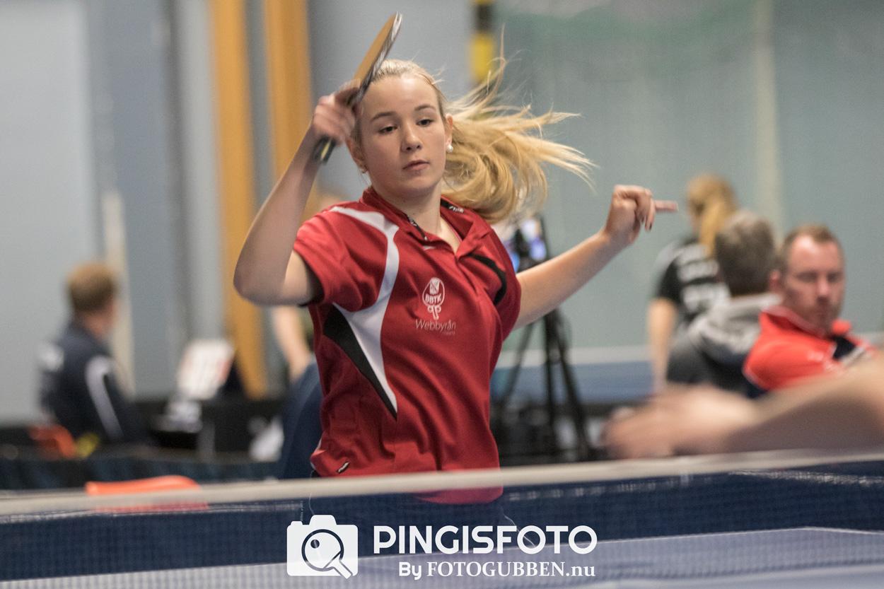 Hannah Holgersson - Borlänge BTK - 2016