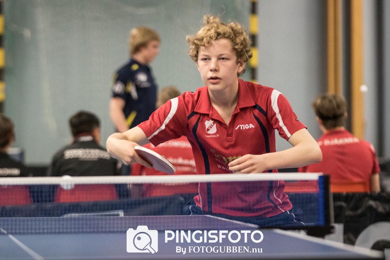 Herman Hansson - Vassunda IF - 2016