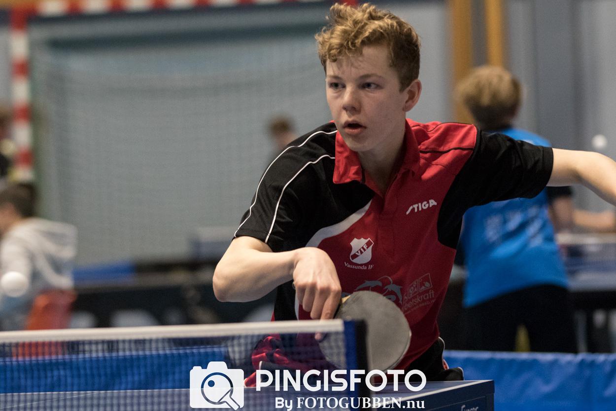 Herman Hansson - Vassunda IF - 2017