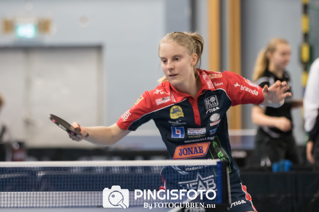 Jennie Edvinsson - Halmstad BTK - 2016