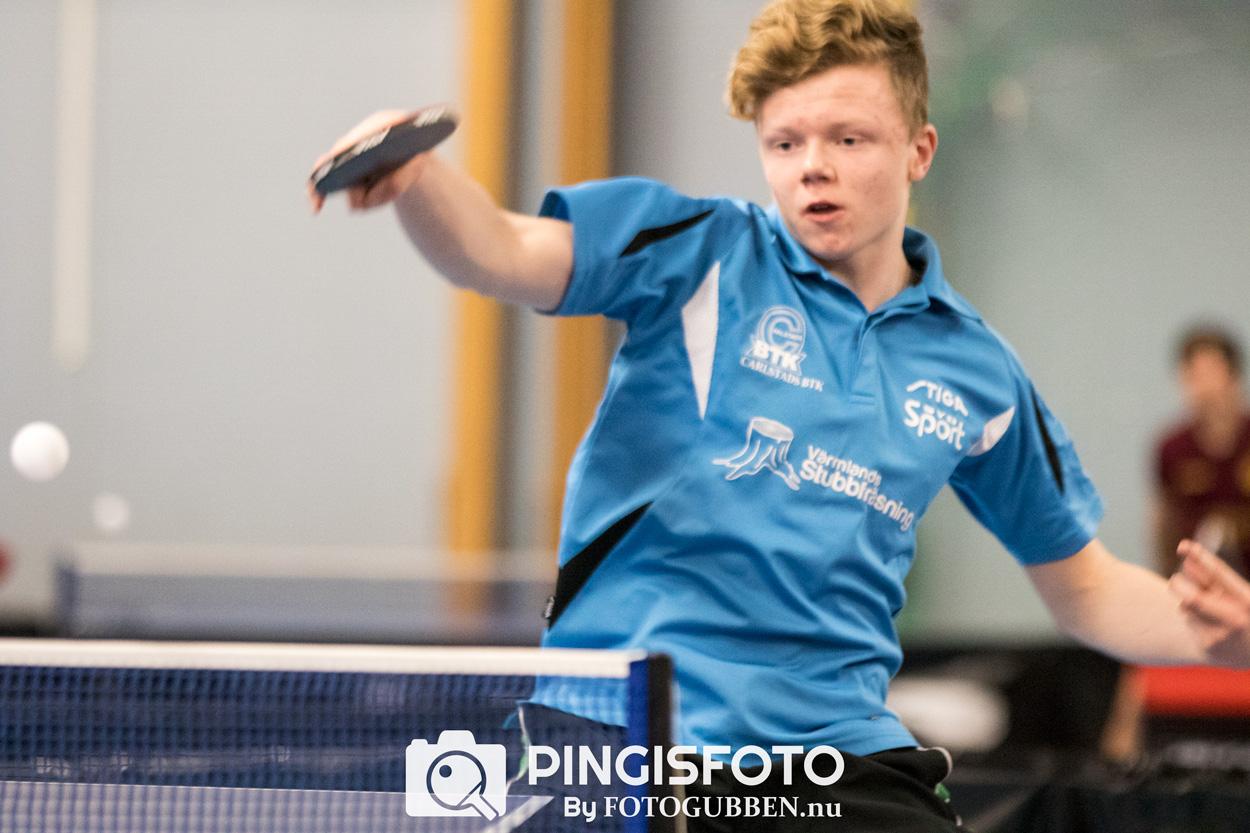Jesper Solvin - Carlstad BTK - 2016