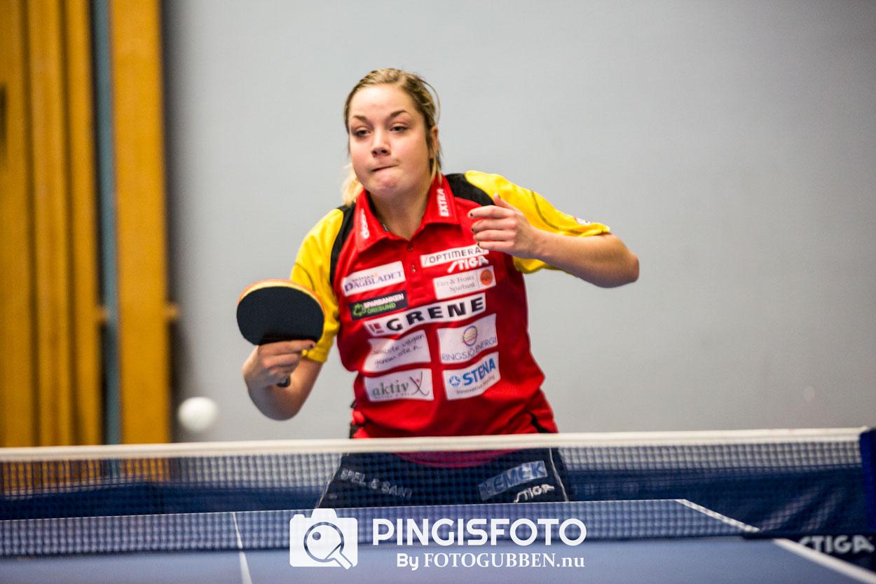 Jessica Johnsson - Eslövs AI BTK - 2013