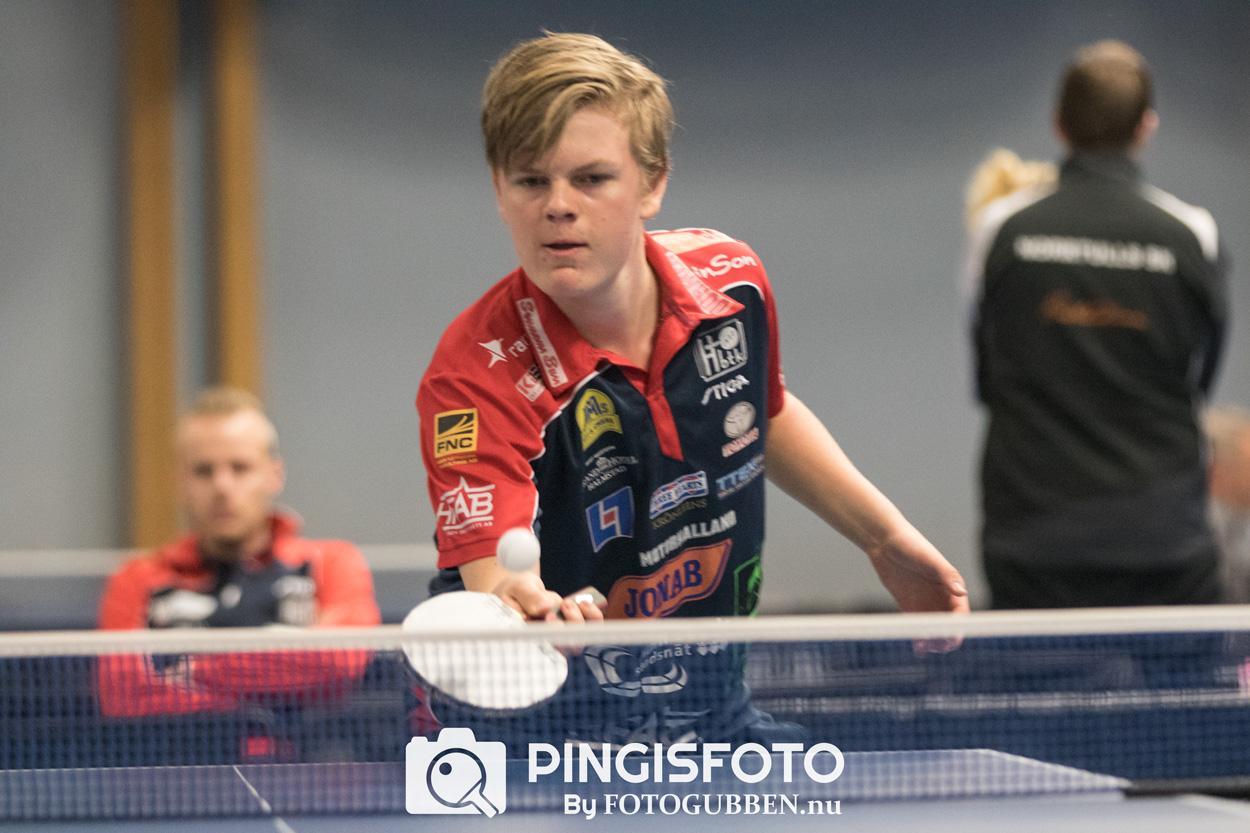 Linus Sundquist - Halmstad BTK - 2016