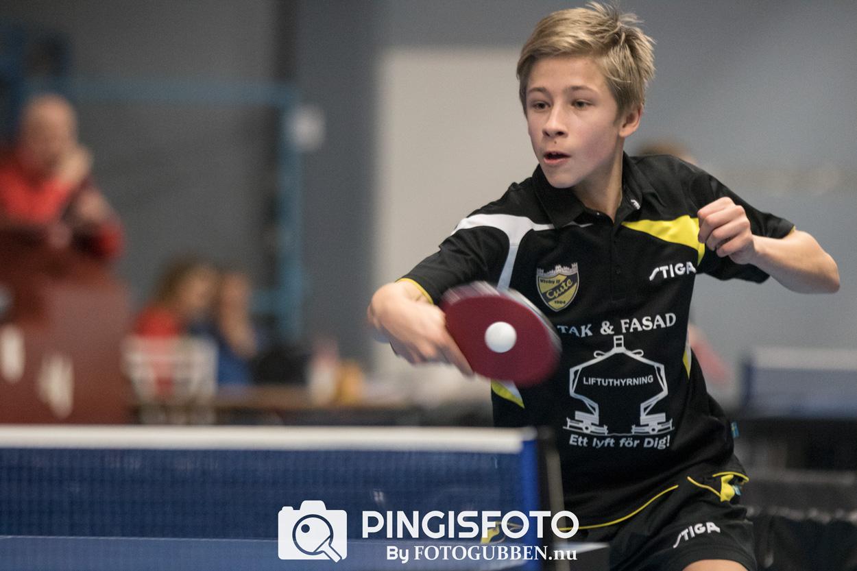 Max Hedbom - Visby IF Gute BTK - 2016