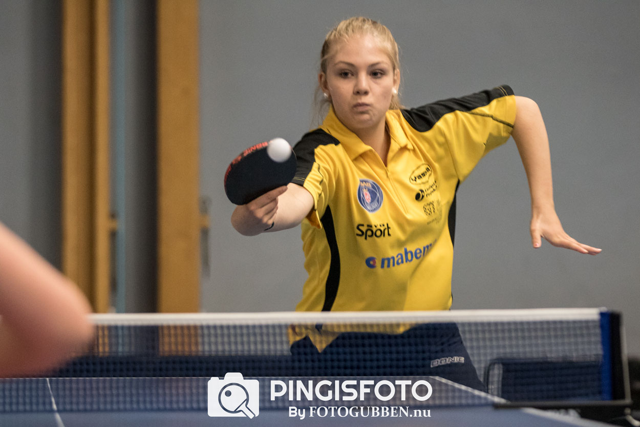 Pauline Spångberg - Linköpings PK - 2016