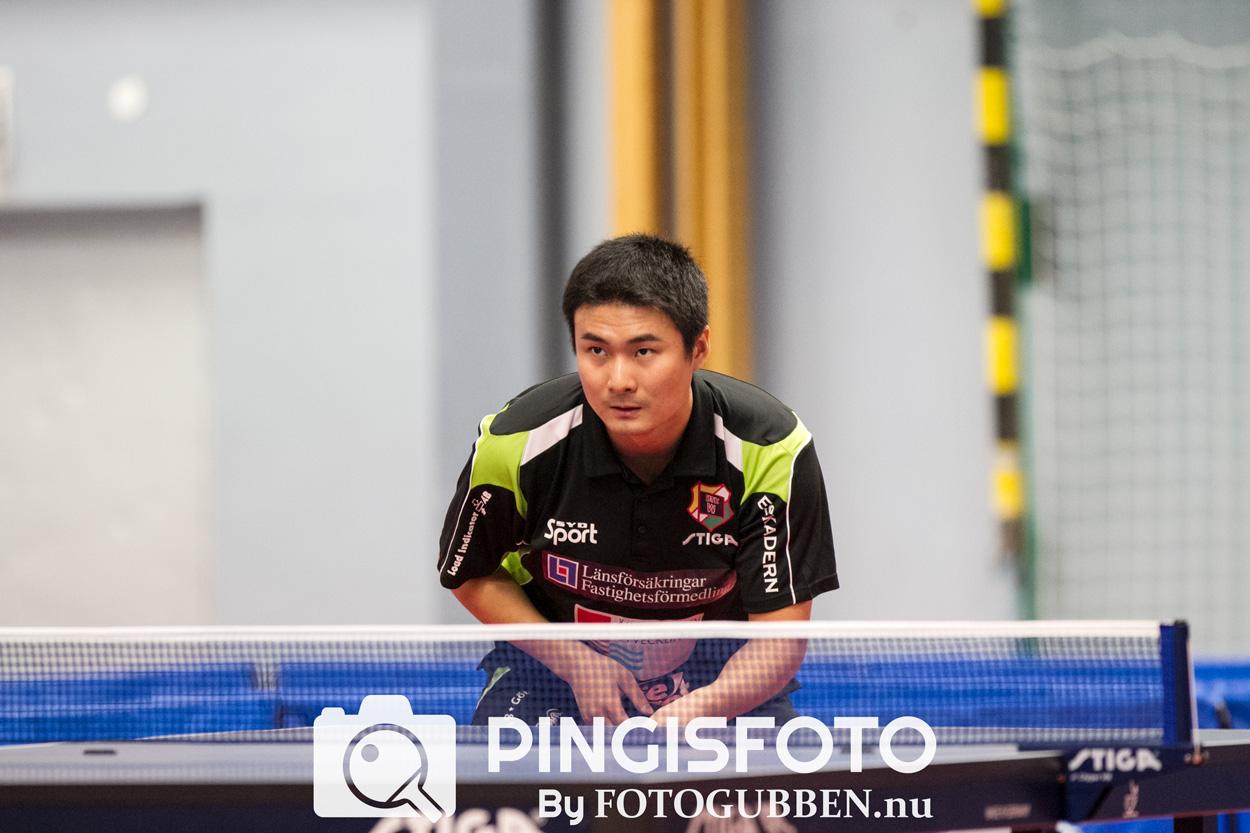Jiang Chiang Hong - BTK Warta - 2011