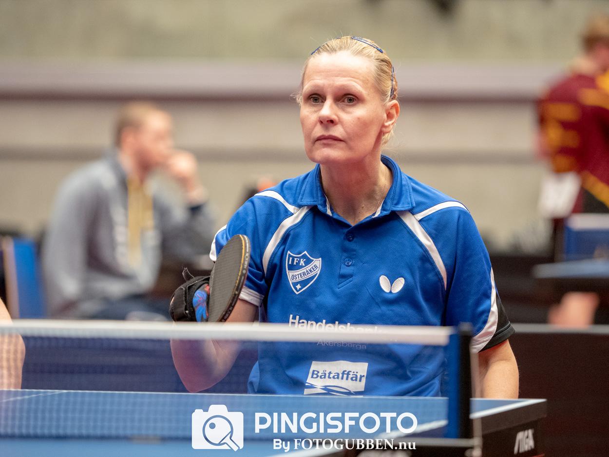 Anna Carin Ahlqvist - IFK Österåker - PARA SM - 2019