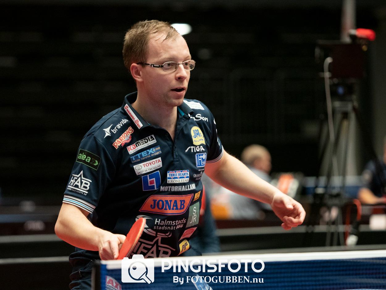 Fabian Åkerström - Halmstad BTK - SM - 2019