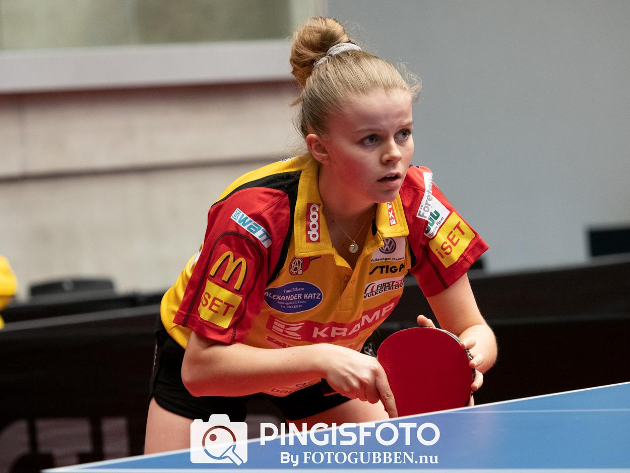 Filippa Bergand - Eslövs AI BTK - SM - 2019