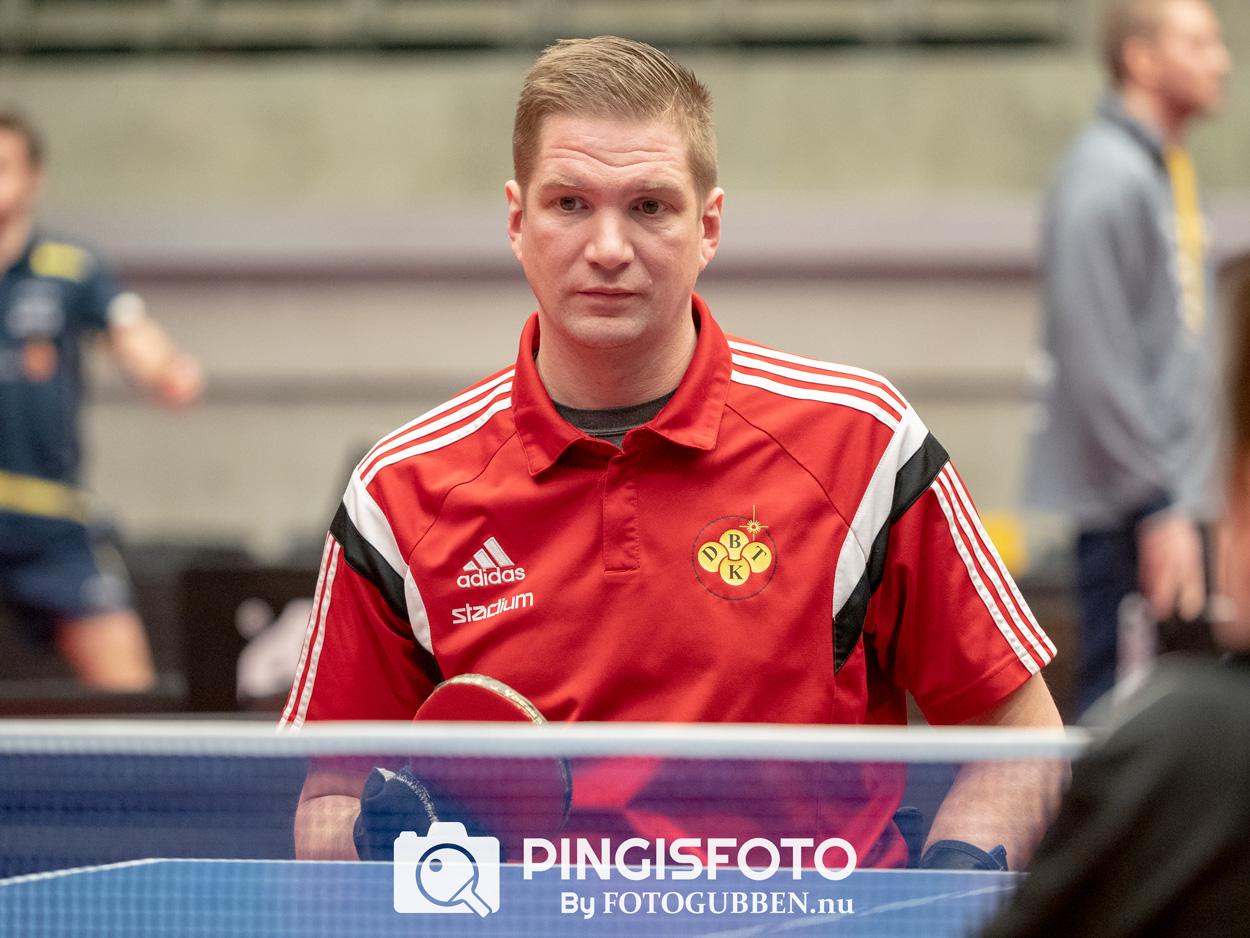 Magnus Norgren - Docksta BTK - PARA SM - 2019