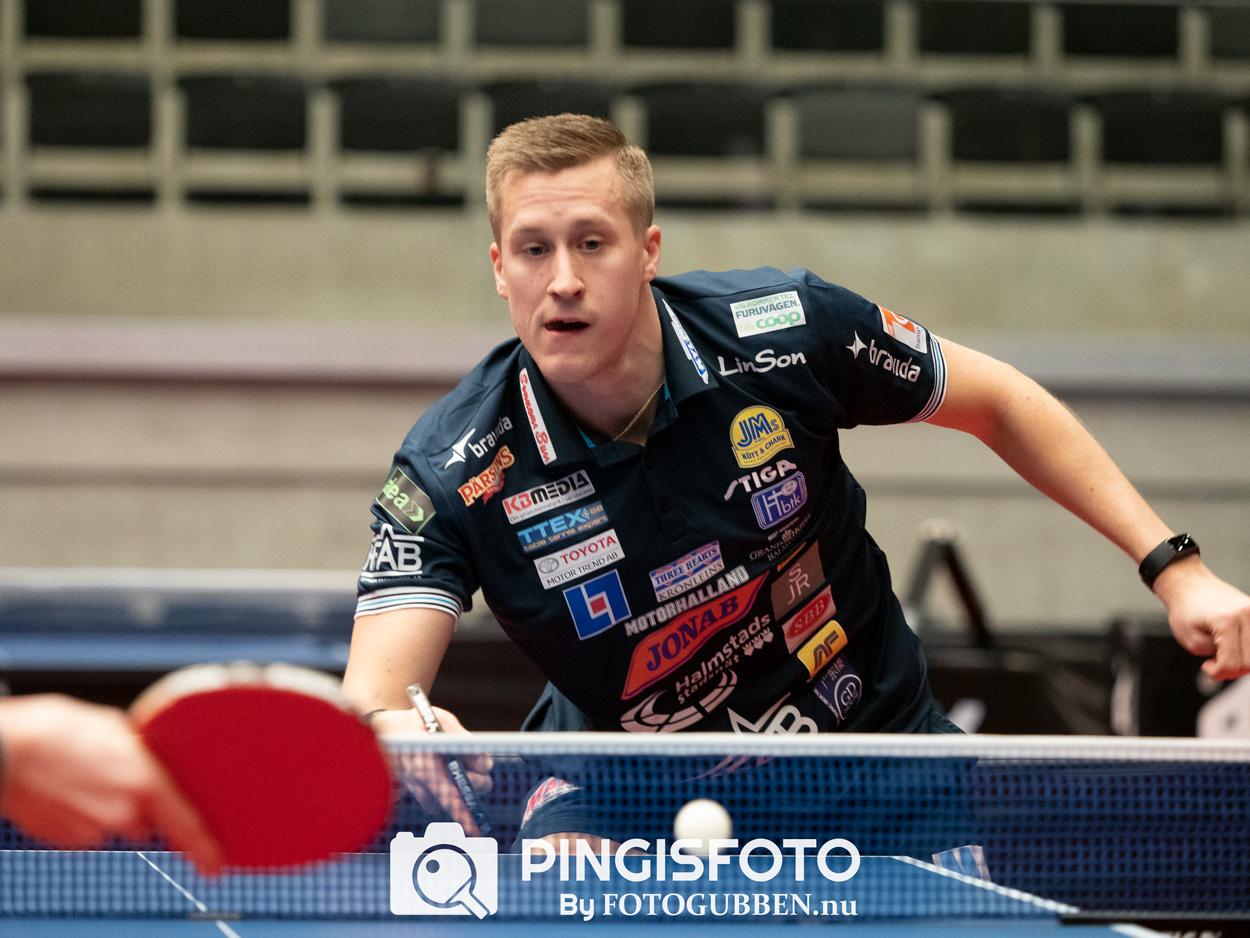 Mattias Falck - Halmstad BTK - SM - 2019