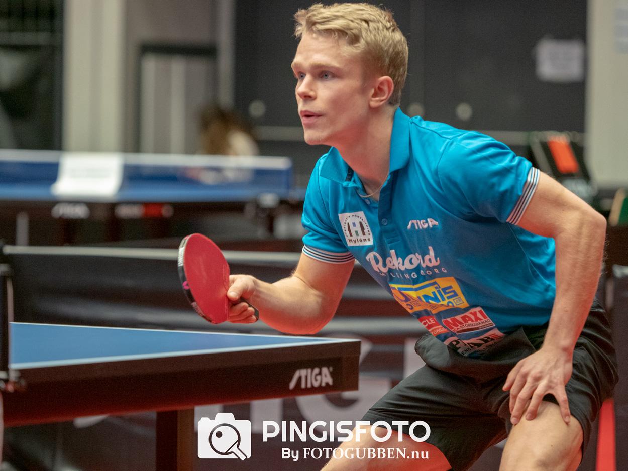 Pontus Rööse - BTK Rekord - SM - 2019