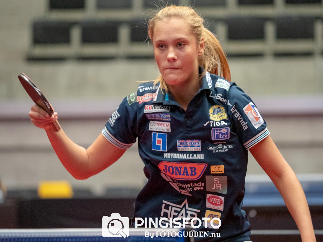 Sara Palm - Halmstad BTK - SM - 2019