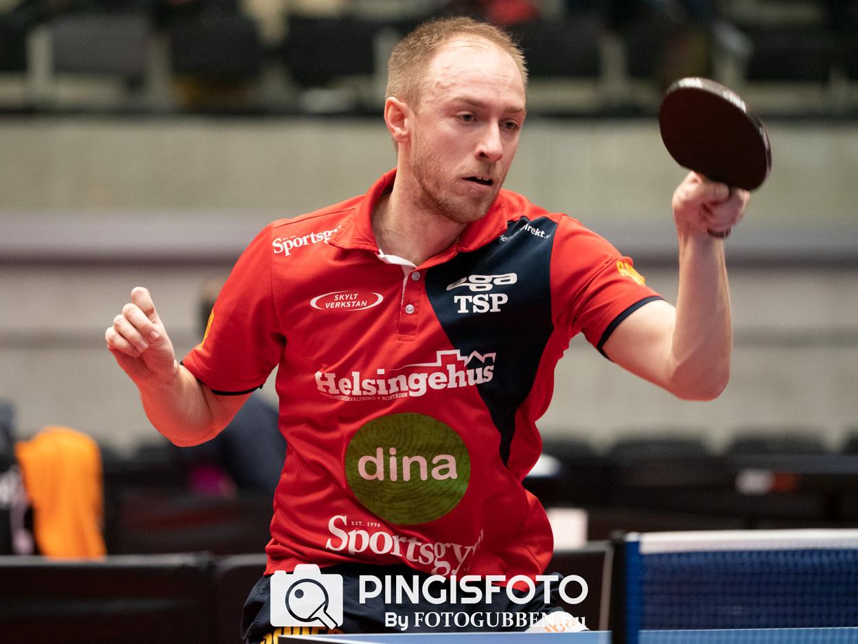 Viktor Brodd - Söderhamns UIF - SM - 2019