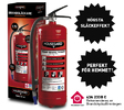 Housegard Röd 6 kg pulversläckare - Visa mer information om den här produkten