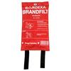 Brandfilt 90x90cm - Visa mer information om den här produkten