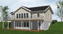Sluttningshus 202-1 - Visa mer information om det här huset